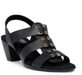Munro American Maggie Slingback Sandal - Multiple Widths Available