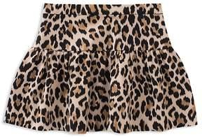 Kate Spade Girls' Leopard-Print Skirt - Big Kid