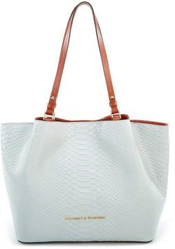 Dooney & Bourke Caldwell Collection Flynn Tote - ICE BLUE - STYLE