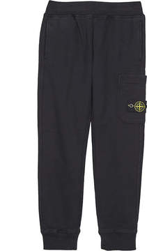 Stone Island Fleece cotton jogging bottoms 4-14 years