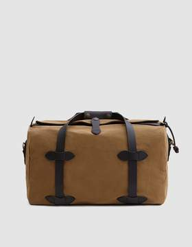 Filson Small Duffle Bag in Tan