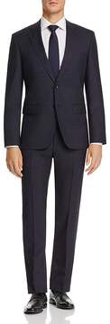 BOSS Johnstons/Lenon Regular Fit Windowpane Suit - 100% Exclusive