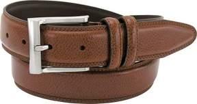 Florsheim Pebble Grain Leather Belt (Men's)