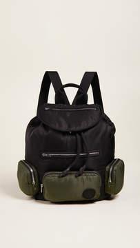 McQ Alexander McQueen Convertible Drawstring Backpack