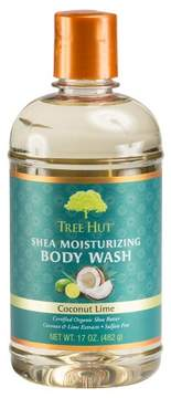 Tree Hut Coconut Lime Shea Moisturizing Body Wash 17 oz