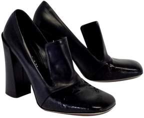 Derek Lam Luna Black Leather Pumps
