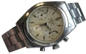 Rolex Mens Stainless Steel 6234 Pre Daytona Anti Magnetic Watch