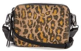 Splendid Ashton Animal Print Camera Bag