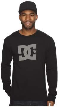 DC Star Long Sleeve Tee Men's T Shirt
