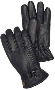 Perry Ellis Buckle Gloves
