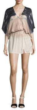 Young Fabulous & Broke Viv Short Suplice Dress