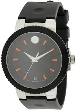 Movado Sport Edge Rubber Men's Watch, 0606926