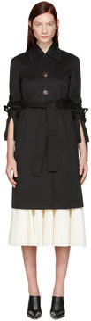 Brock Collection SSENSE Exclusive Black Caia Coat