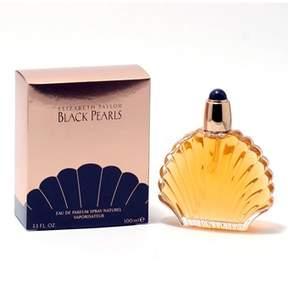 Elizabeth Taylor Black Pearls Ladies