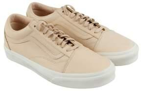 Vans Old Skool Dx Veggie Tan Leather Mens Lace Up Sneakers