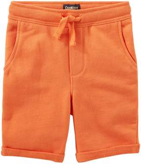 Osh Kosh Oshkosh Bgosh Toddler Boy Slouch Knit Shorts