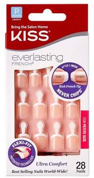 Kiss® Everlasting French Nails (Petite) - Pink