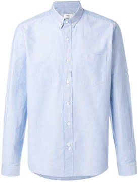 Ami Alexandre Mattiussi casual button shirt