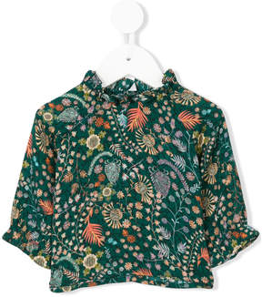 Caramel Bramber baby blouse
