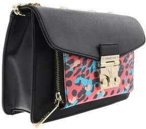 Versace EE1VRBBS5 Black Shoulder Bag