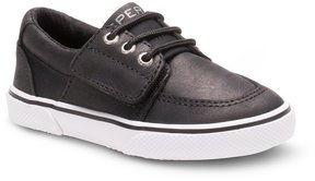 Sperry Boys Ollie Jr. Leather Boat Shoes