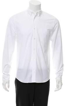 Acne Studios Woven Button-Up Shirt