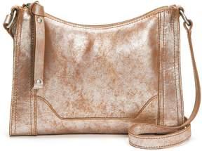 Frye Melissa Metallic Zip Cross-Body Bag