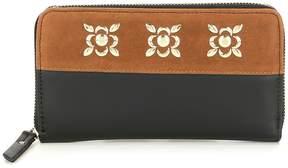 Kate Landry Vale Stud Zip Around Wallet