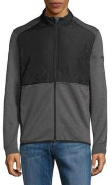 Callaway Quilted Full Zip Jacket