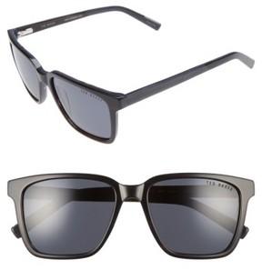 Ted Baker Men's 54Mm Polarized Sunglasses - Grey
