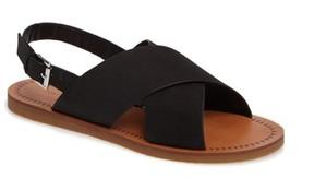 Tony Bianco Women's Henri Cross Strap Sandal