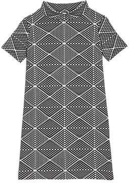 Aqua Girls' Geo Print Dress, Big Kid - 100% Exclusive