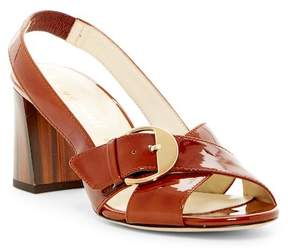 Bettye Muller Pepper Slingback Pump