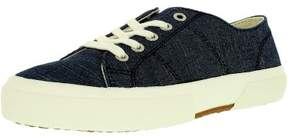 Lauren Ralph Lauren Lauren Ralph Women's Jolie-Sk-Vlc Fabric Blue Ankle-High Fashion Sneaker - 9.5M