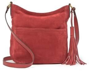 Cole Haan Gabriella Suede Crossbody Bag