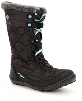 Columbia Girls Minx Mid II Waterproof Omni-Heat Cold Weather Boots
