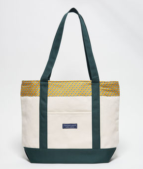 Vineyard Vines Green Bay Packers Classic Tote