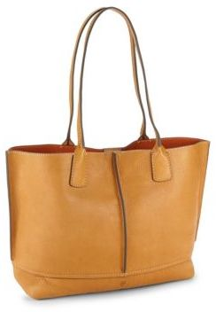 Adaline Leather Tote