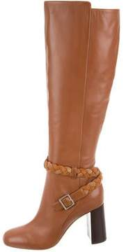 Ritch Erani NYFC Leather Knee-High Boots