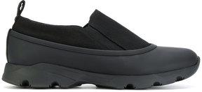 Marni contrast sneakers