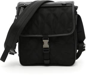 Prada Flap Bag With Patch