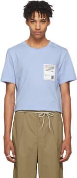 Maison Margiela Blue Stereotype T-Shirt