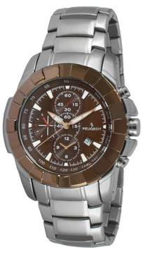 Peugeot Watches Men's Dial Watch - Brown