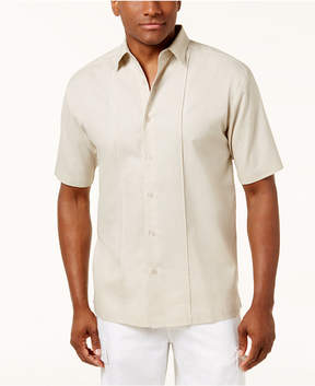 Cubavera Men's Embroidered Shirt
