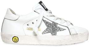 Golden Goose Deluxe Brand Super Star Nappa Leather Sneakers