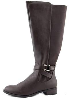 Karen Scott Womens Davina Closed Toe Knee High Fashion Boots Fashion Boots.