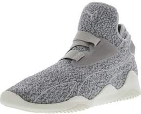 Puma Men's Mostro Sirsa Elemental Gray Violet / Steel White Ankle-High Fashion Sneaker - 14M
