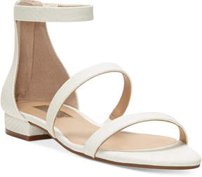 INC International Concepts I.n.c. Women's Yessenia Strappy Flat Sandals, Created for Macy's Women's Shoes