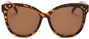 Forever 21 Oversized Cat-Eye Sunglasses