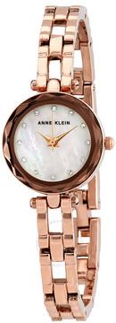 Anne Klein Crystal Ladies Watch